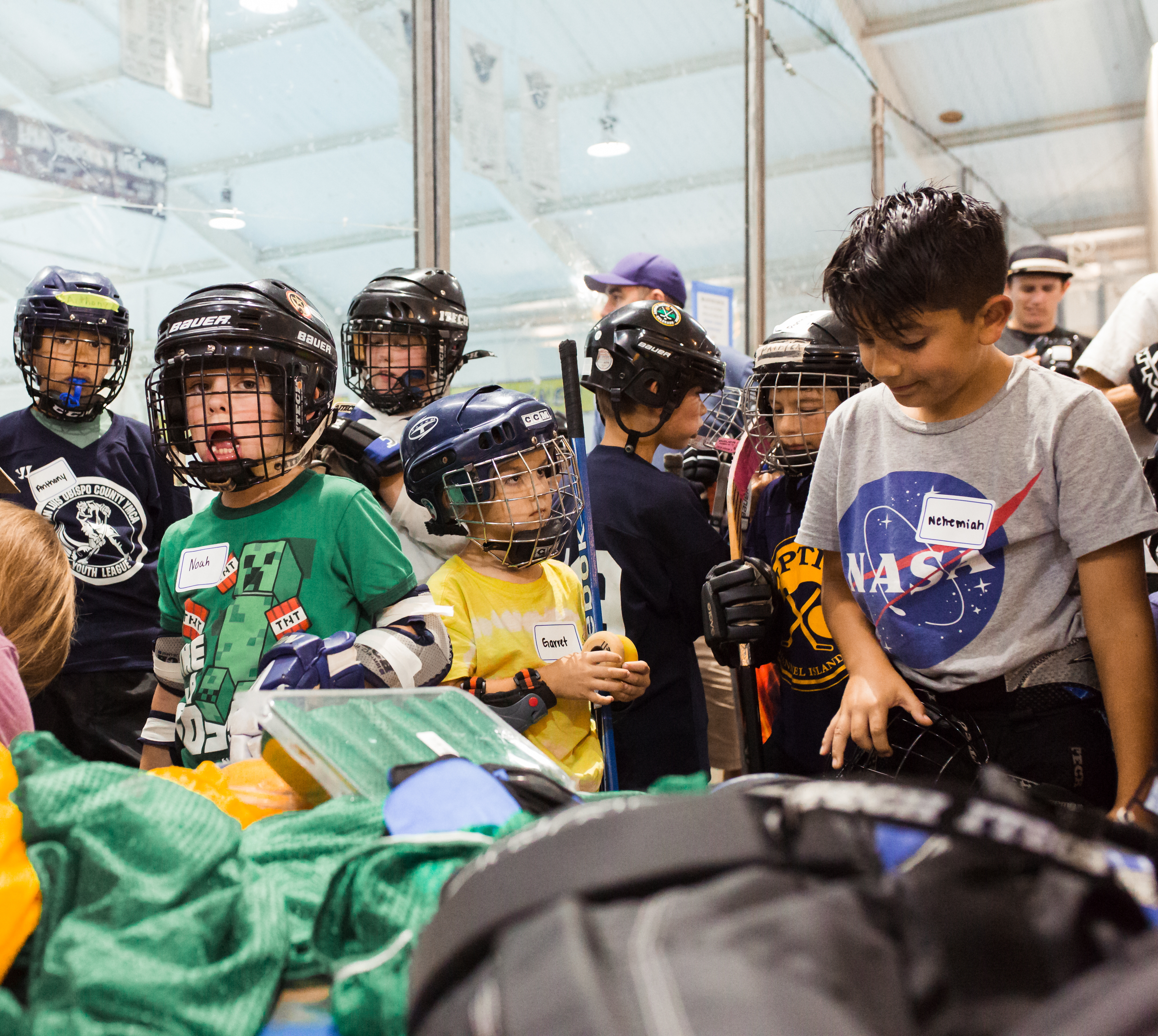 Youth Hockey Leagues Central Coast Sports Arena